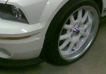 KN Autocare Alloy Wheel Refurbishment - Molesworth, Cambridgeshire